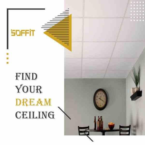 تولید انواع سقف کاذب