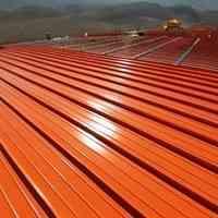اجرای کلزیپ برای پوشش سقف
