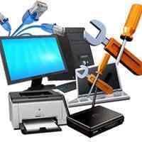 نصب ویندوز و راه اندازی شبکه در محل ساری
