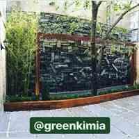 سیستم آبیاری هوشمند و فضای سبز