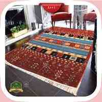 فرش ابریشم مصنوعی