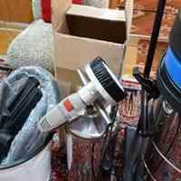 دستگاه مبلشویی آکبند سه موتوره مبلشور آب خاک