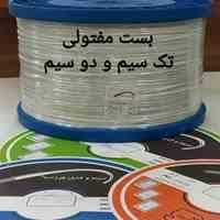 تولیدکننده سیم دماغگیر ماسک های پزشکی تک سیم و دوسیم