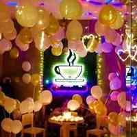 برگزاری جشن تولد،ولنتاین،سالگردازدواج و..درکافی شاپ ماهان