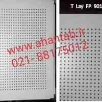 تولید و فروش  تایل آلومینیومی سازه نمایان الوان آهن تاب
