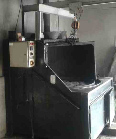 دستگاه قطعه شویی