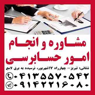 انجام امور حسابرسی