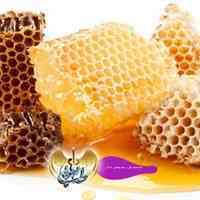 عسل موم دار 1 کیلوی اعلاء