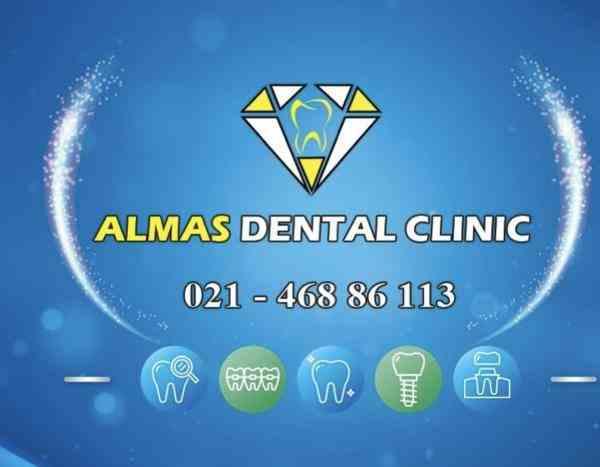 دندانپزشکی الماس