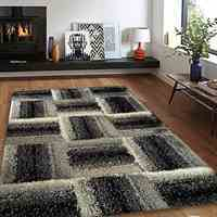 فرش مدرن و فانتزی، فرش ماشینی