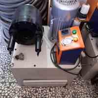 تولید دستگاه پرس شیلنگ هیدرولیک فشار قوی
