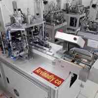 دستگاه های تولید ماسک سه لایه آریل 04533873774