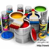 انواع رنگ-رنگ صنعتی-خرید رنگ صنعتی مشهد