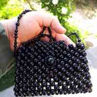 انواع کیف مرواریدی دستساز
