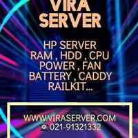 فروش سرورهای اچ پی شاسی سرور، تجهیزات شبکه