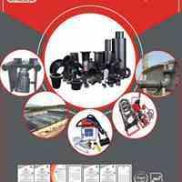 لوله و اتصالات و دستگاه های جوش پلی اتیلن