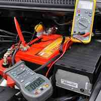 تعمیرگاه تخصصی خودرو ردلاین (REDLINE)