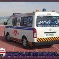 آمبولانس خصوصی آرمان