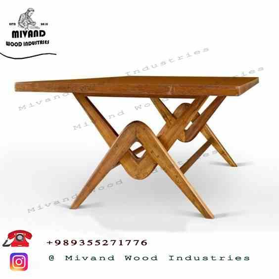 محصولات چوبی
