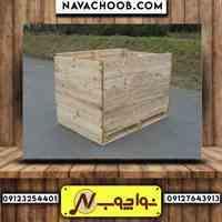 ساخت انواع باکس چوبی با عالی ترین متریال در نواچوب
