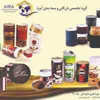 تولید قوطی مقوایی در مشهد