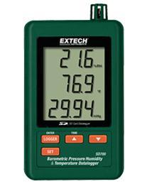 دیتالاگر فشار ،رطوبت و دما هواSD700، فشار سنج