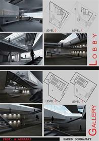 انجام پروژه دانشجویی معماری -اراک