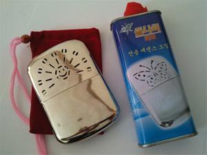 بخاری جیبی - بخاری همراه - portable heater