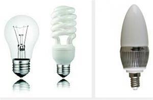 لامپ.لامپ کم مصرف.انواع لامپ