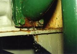 تعمیرات فلزی مخصوص تجهیزات غوطه ور در آب
