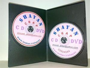 پخش عمده سی دی پرینتیبل وقاب دی وی دی از کارخانه