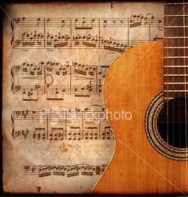 تدریس خصوصی گیتار در سبک پاپ و کلاسیک + سلفژ