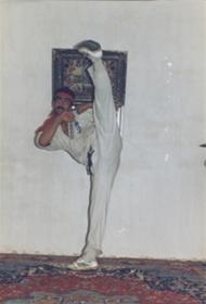 آموزش کیوکوشین کاراته و دفاع شخصی