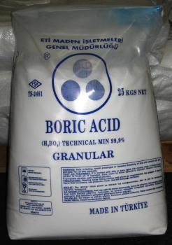 واردات و فروش ویژه اسید بوریک ، بوراکس د