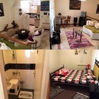اجاره آپارتمان مبله کوتاه مدت در مرکز تهران سهروردی شمالی